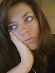 bored face